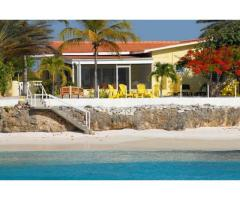 Casa Del Sol Oceanfront 3-Bedroom Vacation Rental on Bonaire