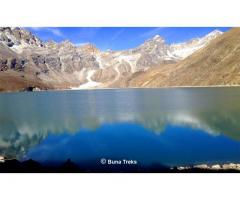 Everest and Gokyo Valley Trek