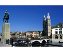 Best of Switzerland 9 Day Tour