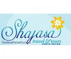 Shajasa Travel and Tours Malaysia