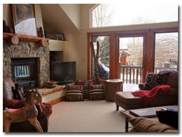 Bachelor Springs Townhome Rental