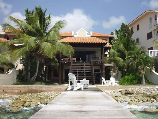 Bonaire Oceanfront Vacation Rental Vacation Classifieds Reviewresorts