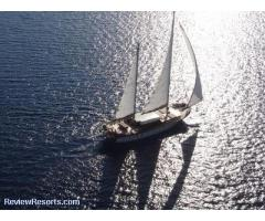 Luxury Gulet Charter in Turkey and Greece