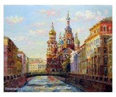 Private Touring in St. Petersburg, Russia