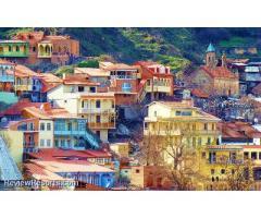 Travel to Georgia in the Caucasus