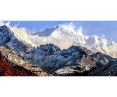 Kanchenjunga Trek - Five treasures of the snow