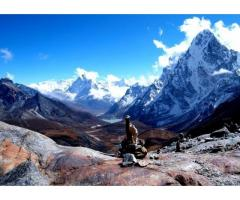Everest Three High Passes Trekking in Nepal