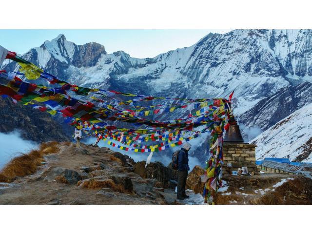 Ski In Annapurna