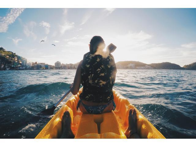 Kayaking Europe