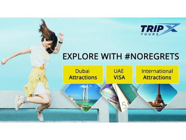 TripX Tours - Holiday Tour Packages Dubai