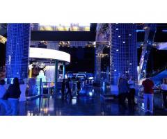 VR Park and Dubai Aquarium