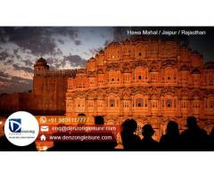 Get The Best Deals on Rajasthan Tour Packages from Denzong Leisure