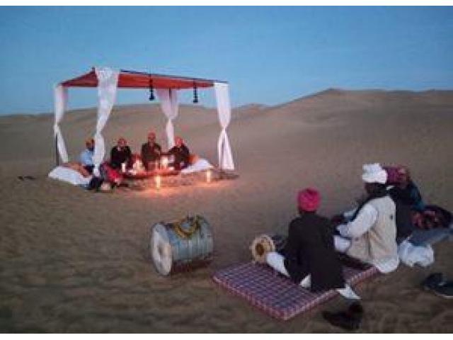 Heritage Desert Camp In Jaisalmer