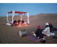 Heritage Desert Camp In Jaisalmer