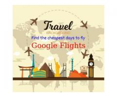 Find the cheapest days to fly | Google Flights