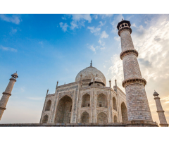 Taj Mahal Luxury Tour From Delhi