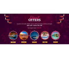 Diwali in Dubai 2019 : Festival Deals and Special Offers