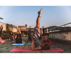 Yoga Training in Rishikesh
