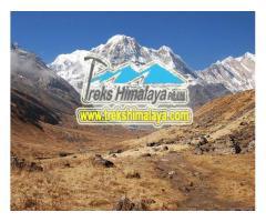 Treks Himalaya - A Trekking Company in Nepal