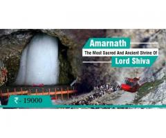 Amarnath Yatra Tour Packages by Helicopter for a Divine Experience