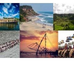 Enjoy a Pleasant Vacation in Kerala