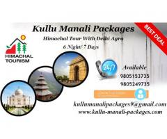Himachal Packages, Complete Himachal Package, Kullu Manali Shimla Package, Himachal Tours