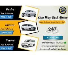 Ajmer to Jodhpur Taxi , One way taxi Ajmer to Jodhpur , Ajmer Jodhpur taxi rates