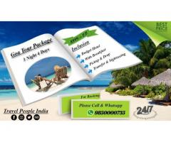 Goa Vovlo Packages, Goa Honeymoon Packages, Goa Group Tour Packages