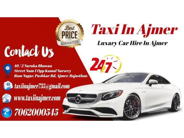 Ajmer Pushkar Day Tour, Ajmer Local Taxi Hire, Ajmer Local Taxi Hire Rates