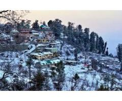 shimla tour with family