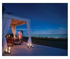 Honeymoon package in the beach of kerala