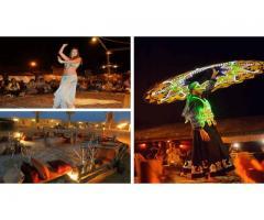 Dubai Desert Safari Tours Packages