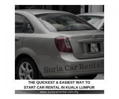 Car Rental Kuala Lumpur International Airport