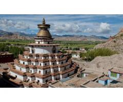 Discover Central Tibet and Everest Base Camp