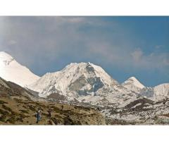 Island Peak Climbing with Everest Base Camp