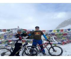 Annapurna Circuit Biking Tours