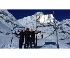 Nepal : Annapurna Base Camp Trek