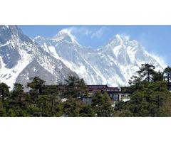 Nepal : 14 Days Everest Base Camp Trekking