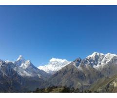 Nepal : Everest View Trekking / Everest Panaroma Trekking