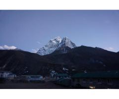 Nepal : Gokyo Valley Trekking