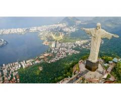 Book Last Minute Flights to Rio De Janeiro