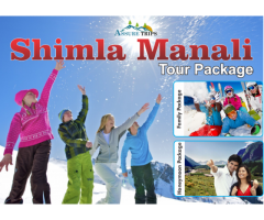 Shimla Honeymoon Package | Shimla Tour Packages | Assure Trips