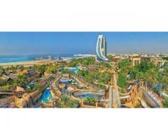 Dubai Wild Wadi Waterpark Tickets