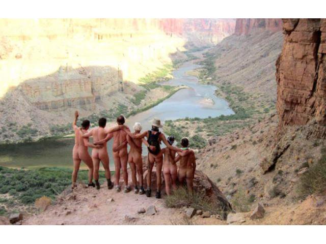 Grand Canyon Nude Whitewater Raft Trip