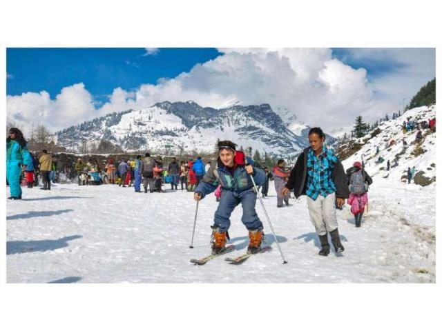 adventure tour package of manali