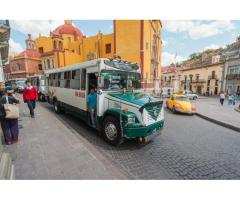Independent travel in Mexico - organizational matters