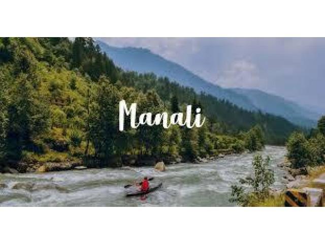 Summer Manali Volvo Package - Honeymoon Special