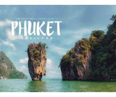 5.Krabi Phuket and Bangkok Land only