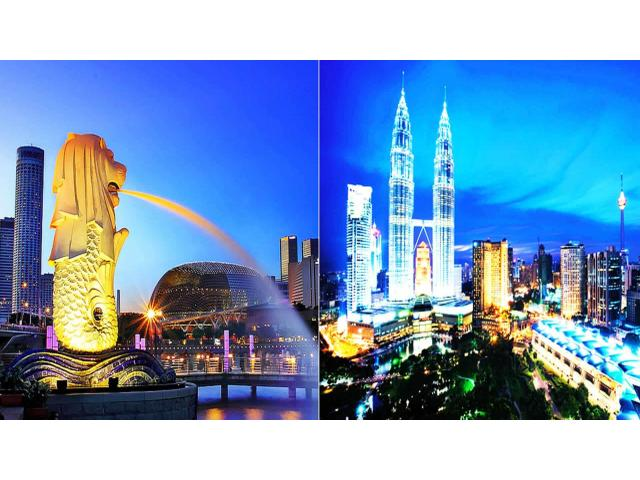 Singapore and Malaysia Summer Special on Malindo Air Basic 2019