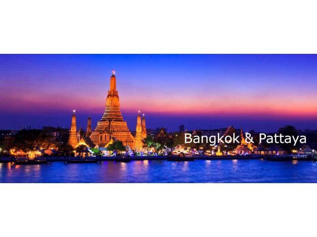 pattaya and bangkok tour